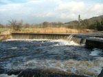 Settle Weir. Click for bigger picture.