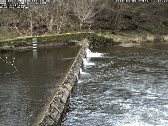 Winckley webcam. Click here to view latest image